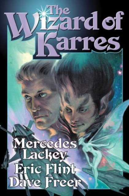 Bestselling Sci-Fi/ Fantasy (2006) - The Wizard of Karres by Mercedes Lackey