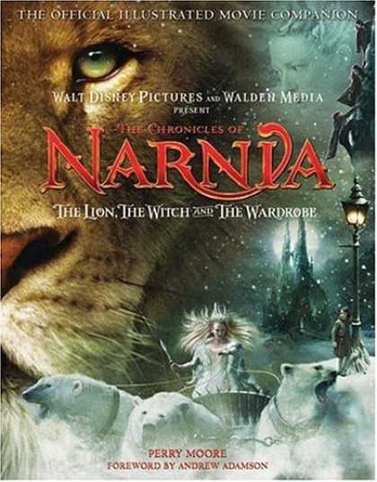 Bestselling Sci-Fi/ Fantasy (2006) - The Chronicles of Narnia - The Lion, the Witch, and the Wardrobe Official Illust