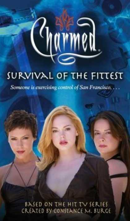 Bestselling Sci-Fi/ Fantasy (2006) - Survival of the Fittest (Charmed) by Jeff Mariotte