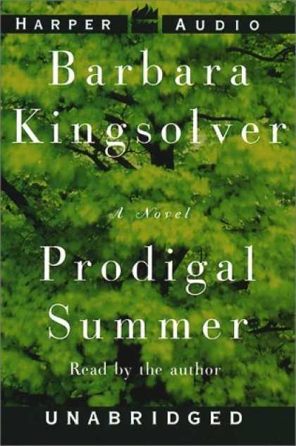 Bestselling Sci-Fi/ Fantasy (2006) - Prodigal Summer by Barbara Kingsolver