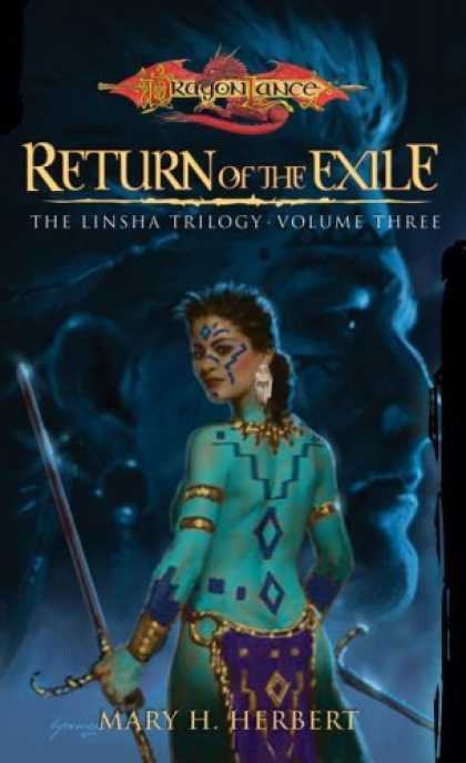 Bestselling Sci-Fi/ Fantasy (2006) - Return of the Exile (Dragonlance: Linsha Trilogy, Vol. 3) by Mary H. Herbert