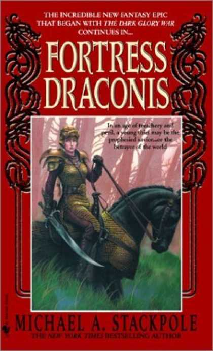 Bestselling Sci-Fi/ Fantasy (2006) - Fortress Draconis (The DragonCrown War Cycle, Book 1) by Michael A. Stackpole