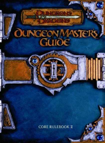 Bestselling Sci-Fi/ Fantasy (2006) - Dungeon Master's Guide: Core Rulebook II (Dungeons & Dragons, Third Edition) by