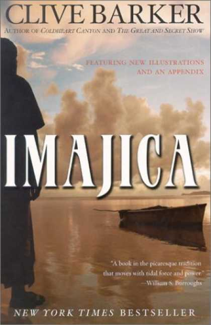 Bestselling Sci-Fi/ Fantasy (2006) - Imajica: Featuring New Illustrations and an Appendix by Clive Barker