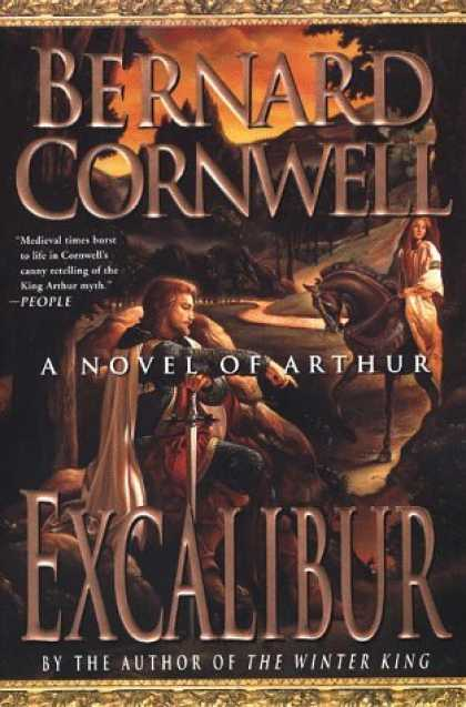 Bestselling Sci-Fi/ Fantasy (2006) - Excalibur: A Novel of Arthur (The Warlord Chronicles: III) by Bernard Cornwell