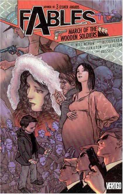 Bestselling Sci-Fi/ Fantasy (2006) - Fables Vol. 4: March of the Wooden Soldiers by Bill Willingham