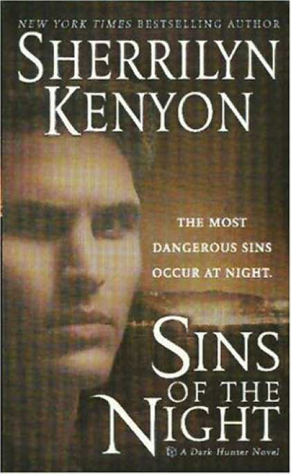 Bestselling Sci-Fi/ Fantasy (2006) - Sins of the Night (A Dark-Hunter Novel) by Sherrilyn Kenyon