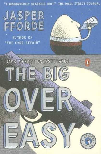 Bestselling Sci-Fi/ Fantasy (2006) - The Big Over Easy: A Nursery Crime by Jasper Fforde