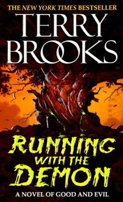 Bestselling Sci-Fi/ Fantasy (2006) - Running With the Demon (The Word and the Void Trilogy, Book 1) by Terry Brooks