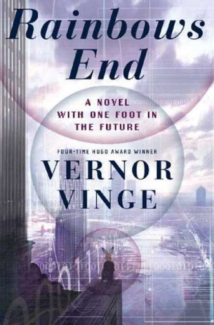 Bestselling Sci-Fi/ Fantasy (2006) - Rainbows End by Vernor Vinge