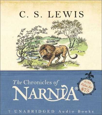 Bestselling Sci-Fi/ Fantasy (2006) - The Chronicles of Narnia CD Box Set by C. S. Lewis