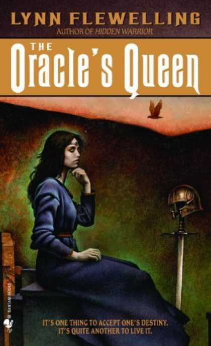 Bestselling Sci-Fi/ Fantasy (2006) - The Oracle's Queen (Tamir Trilogy, Book 3) by Lynn Flewelling