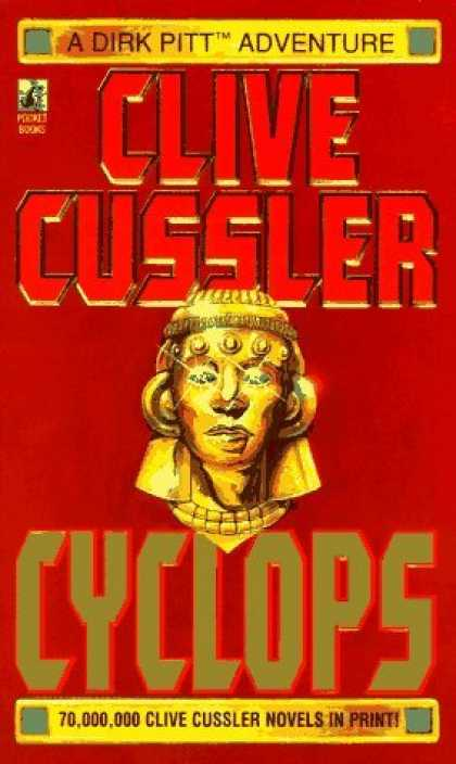 Bestselling Sci-Fi/ Fantasy (2006) - Cyclops (Clive Cussler) by Clive Cussler