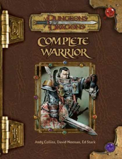 Bestselling Sci-Fi/ Fantasy (2006) - Complete Warrior (Dungeons & Dragons Accessory) by Andy Collins