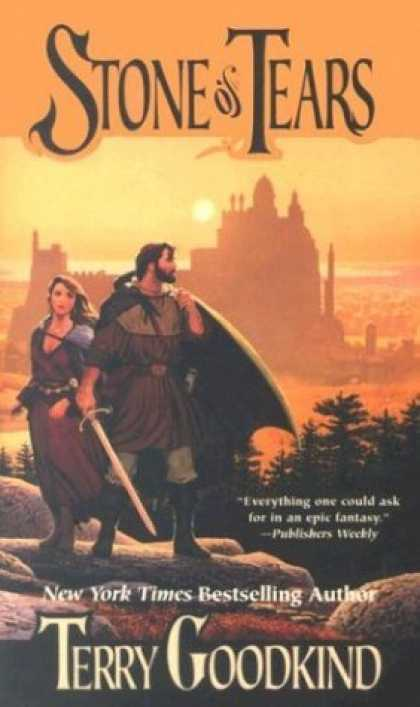 Bestselling Sci-Fi/ Fantasy (2006) - Stone of Tears (Sword of Truth, Book 2) by Terry Goodkind