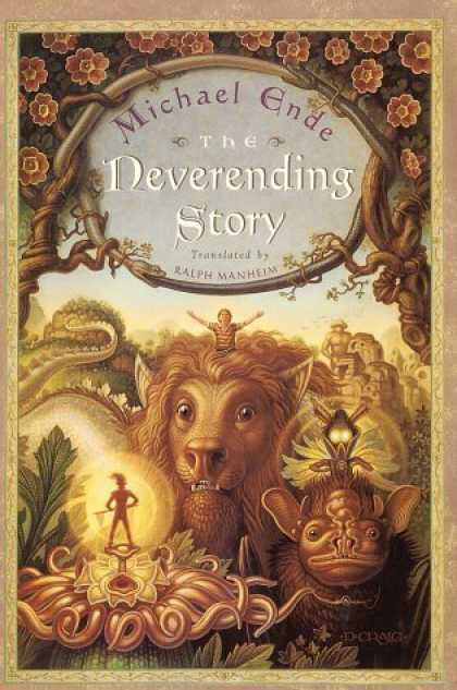 Bestselling Sci-Fi/ Fantasy (2006) - The Neverending Story by Michael Ende