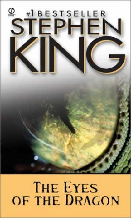 Bestselling Sci-Fi/ Fantasy (2006) - The Eyes of the Dragon (Signet) by Stephen King