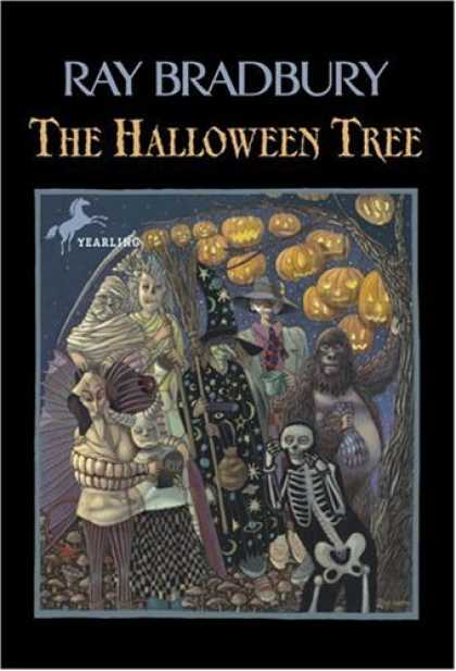 Bestselling Sci-Fi/ Fantasy (2006) - The Halloween Tree by Ray Bradbury