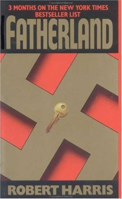 Bestselling Sci-Fi/ Fantasy (2006) - Fatherland by Robert Harris