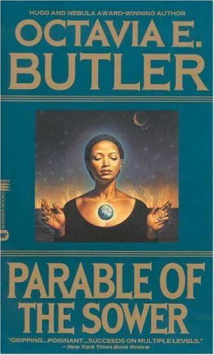 Bestselling Sci-Fi/ Fantasy (2006) - Parable of the Sower by Octavia E. Butler