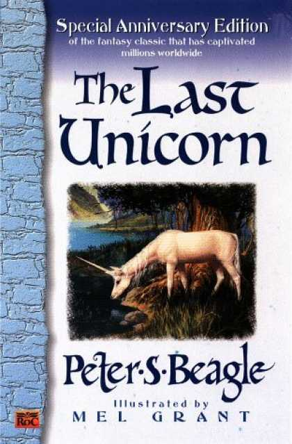 Bestselling Sci-Fi/ Fantasy (2006) - The Last Unicorn by Peter S. Beagle