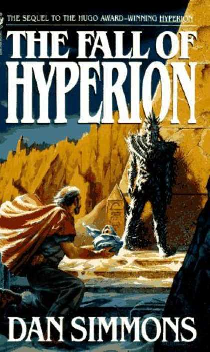 Bestselling Sci-Fi/ Fantasy (2006) - The Fall of Hyperion by Dan Simmons