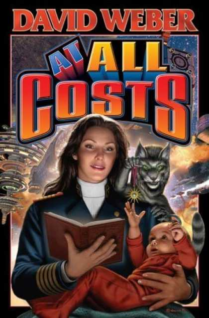Bestselling Sci-Fi/ Fantasy (2006) - At All Costs (The Honor Harrington) by David Weber