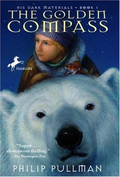 Bestselling Sci-Fi/ Fantasy (2006) - The Golden Compass (His Dark Materials, Book 1) by Philip Pullman