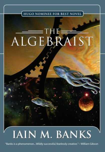 Bestselling Sci-Fi/ Fantasy (2006) - The Algebraist by Iain M. Banks