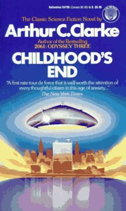 Bestselling Sci-Fi/ Fantasy (2006) - Childhood's End by Arthur C. Clarke