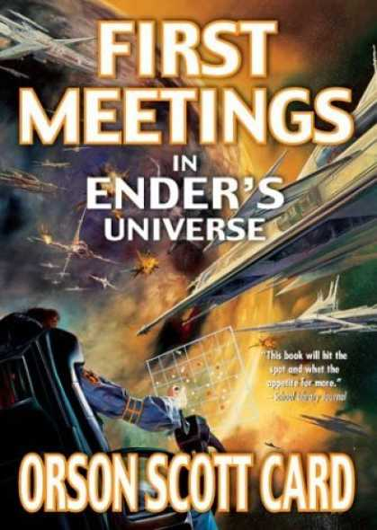 Bestselling Sci-Fi/ Fantasy (2006) - First Meetings in Ender's Universe by Orson Scott Card
