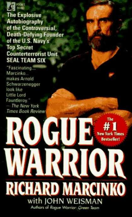 Bestselling Sci-Fi/ Fantasy (2006) - Rogue Warrior by Richard Marcinko
