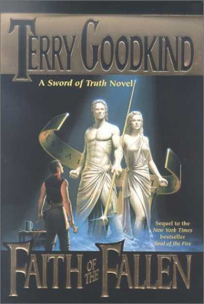 Bestselling Sci-Fi/ Fantasy (2006) - Faith of the Fallen (Sword of Truth, Book 6) by Terry Goodkind