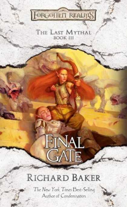 Bestselling Sci-Fi/ Fantasy (2006) - Final Gate (Forgotten Realms: The Last Mythal, Book 3) by Richard Baker