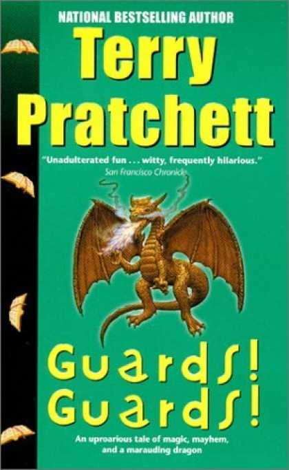 Bestselling Sci-Fi/ Fantasy (2006) - Guards! Guards! by Terry Pratchett