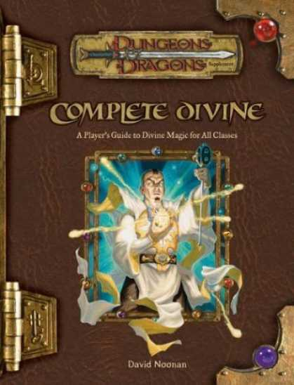 Bestselling Sci-Fi/ Fantasy (2006) - Complete Divine (Dungeons & Dragons Supplement) by David Noonan