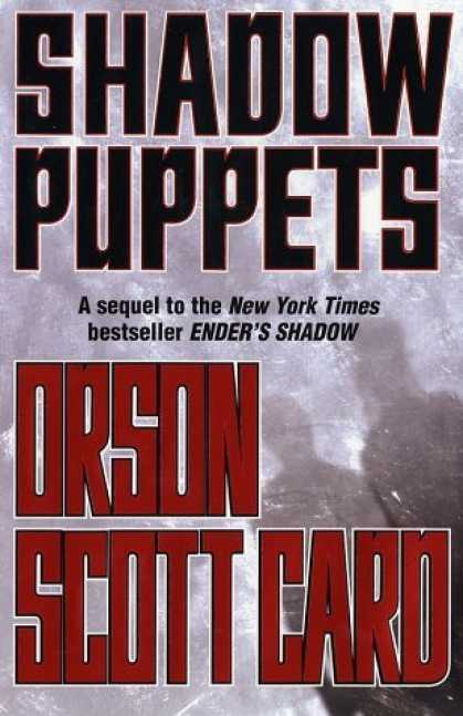 Bestselling Sci-Fi/ Fantasy (2006) - Shadow Puppets by Orson Scott Card