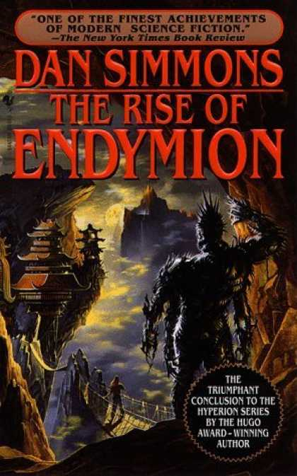 Bestselling Sci-Fi/ Fantasy (2006) - Rise of Endymion by Dan Simmons