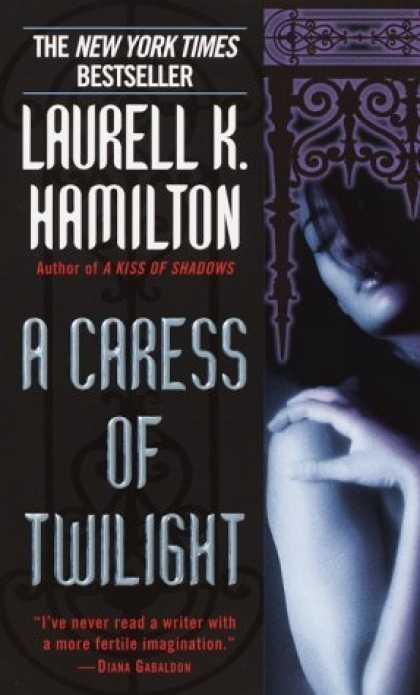 Bestselling Sci-Fi/ Fantasy (2006) - A Caress of Twilight (Meredith Gentry Novels (Paperback)) by Laurell K. Hamilton