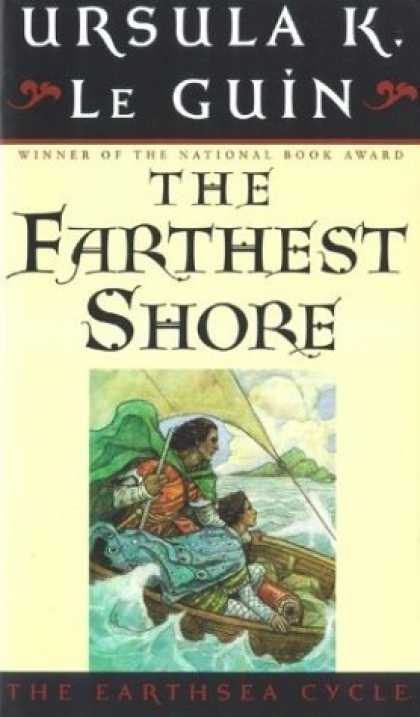 Bestselling Sci-Fi/ Fantasy (2006) - The Farthest Shore (The Earthsea Cycle, Book 3) by Ursula K. Le Guin
