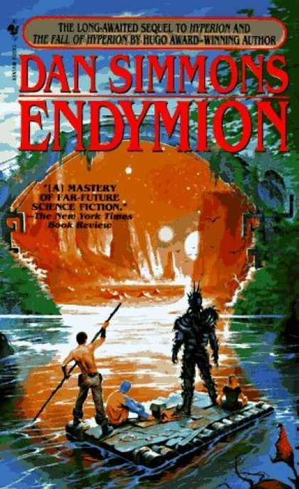 Bestselling Sci-Fi/ Fantasy (2006) - Endymion by Dan Simmons