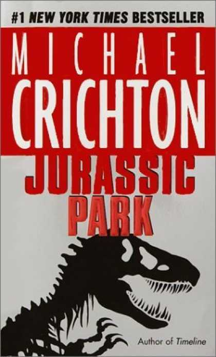 Bestselling Sci-Fi/ Fantasy (2006) - Jurassic Park by Michael Crichton