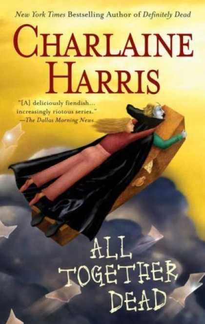 Bestselling Sci-Fi/ Fantasy (2006) - All Together Dead by Charlaine Harris