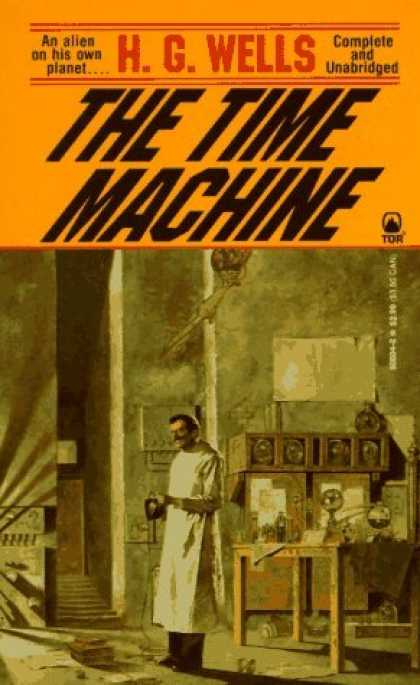 Bestselling Sci-Fi/ Fantasy (2006) - The Time Machine (Tor Classics) by H. G. Wells