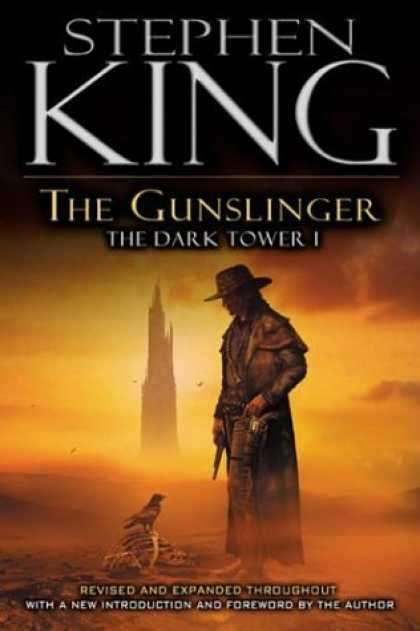 Bestselling Sci-Fi/ Fantasy (2006) - The Gunslinger (The Dark Tower, Book 1) by Stephen King