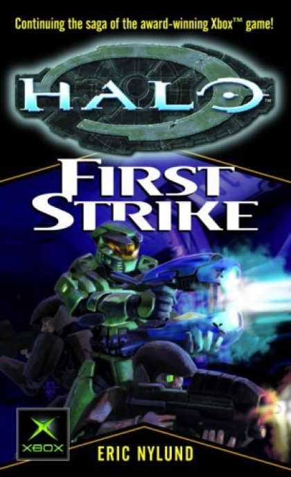 Bestselling Sci-Fi/ Fantasy (2006) - First Strike (Halo) by Eric Nylund