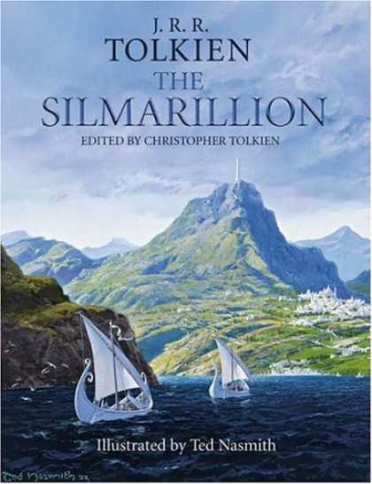 Bestselling Sci-Fi/ Fantasy (2006) - The Silmarillion by J.R.R. Tolkien