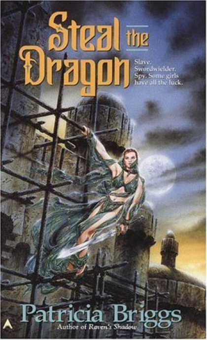 Bestselling Sci-Fi/ Fantasy (2006) - Steal the Dragon by Patricia Briggs