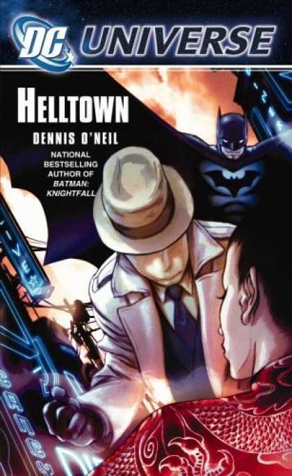 Bestselling Sci-Fi/ Fantasy (2006) - DC Universe: Helltown by Dennis O'Neil
