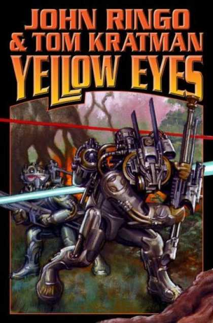 Bestselling Sci-Fi/ Fantasy (2006) - Yellow Eyes by John Ringo